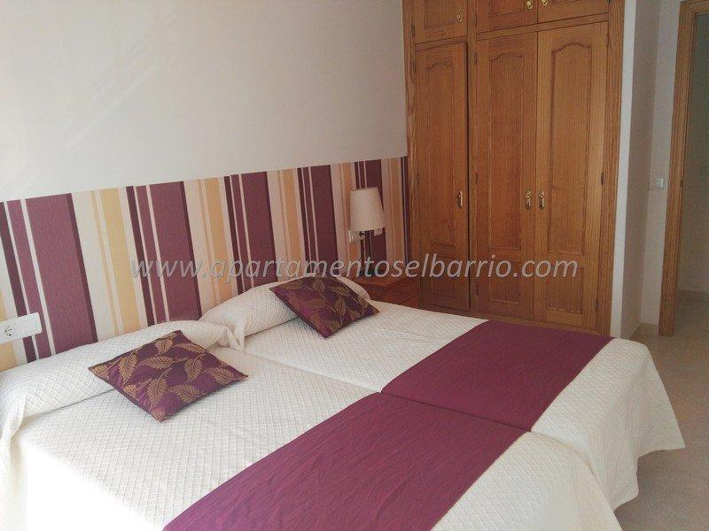 One Bedroom apartamento with balcony